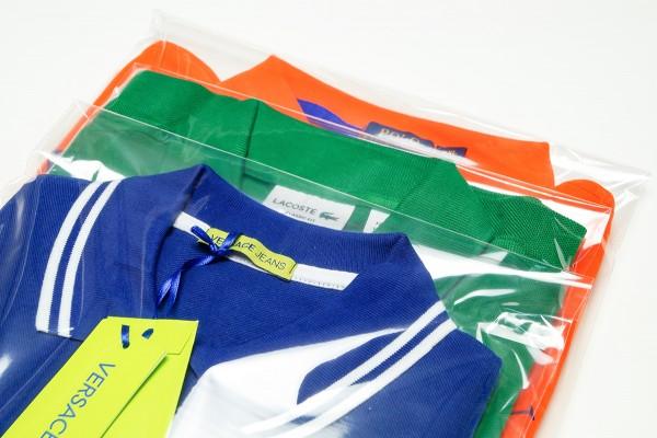 Polybags Logo-Print Textilverpackung