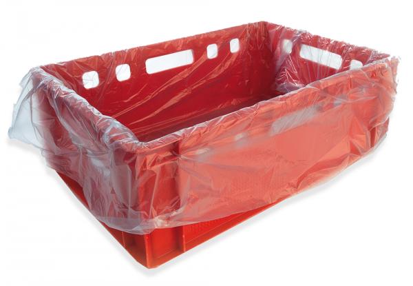 HDPE Auskleidungssäcke für E-Kisten