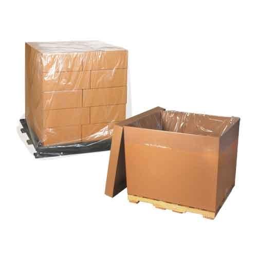 LDPE Seitenfaltenbeutel/Hauben als Palettenhauben oder als Palettenbeutel