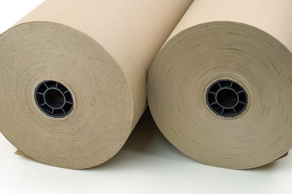 Secarerolle Schrenzpapier braun