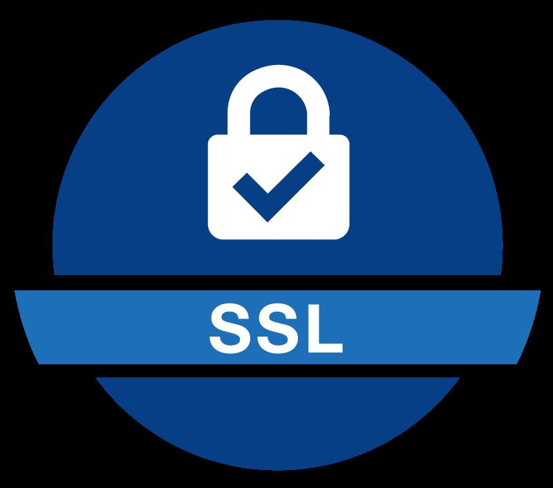 Webserver angebunden über SSL verschlüsselte Verbindung. Ihre Daten sind sicher.
